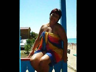 Nadia, 55 yo! Russian Mature lustful..