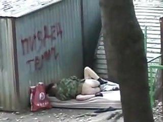 Mature Whor caught fucking on hidden cam