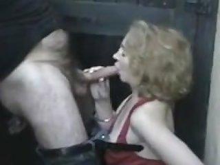 Blonde milf 1