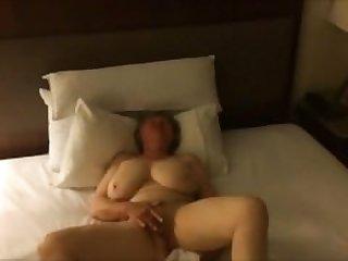 Insane Orgasm - Busty Mature Amateur