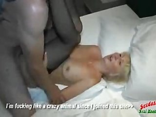 Cum Inside a German Mom