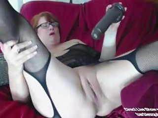 Dirty talking squirting mom Barbie with..