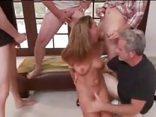 Old Men Gangbang Girl - Jay Crew