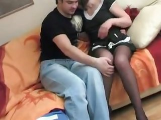 Mature Older Woman with Younger Lover 04