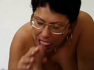 Granny BEST BlowJob