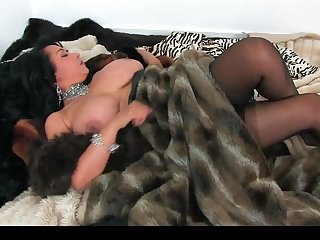 Stockings and Fur