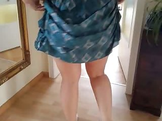 Bbw dancing salsa