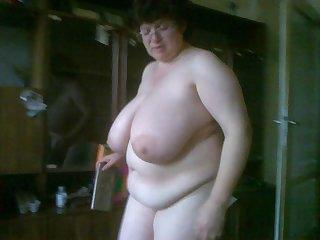 BBW Vanya clean naked 2