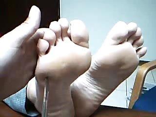 Mature Milf  Feet