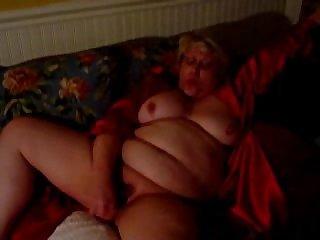 Buttercup having an orgasm