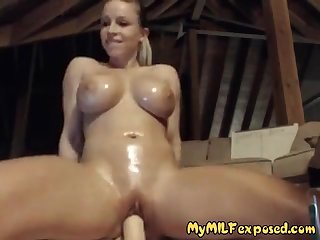 My MILF Exposed Busty MILF with shaved..