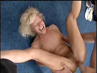 Blonde Mature II Part