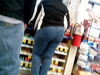 Fat butt gilf