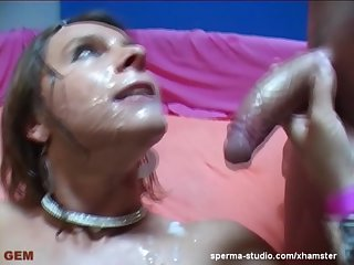 Multiple Cumshot Gangbang - Sexy Susi -..
