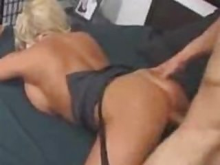 Criss Strokes fucks his step mom