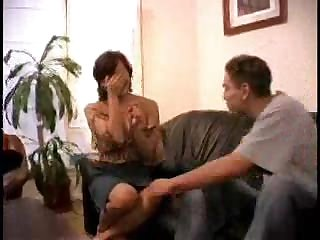 Shy Mature Woman gets Her First Big..
