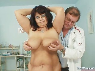 Busty mature woman Daniela tits and..
