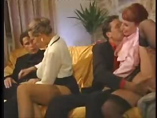 Italian Orgy With Mature Moms Dads And..