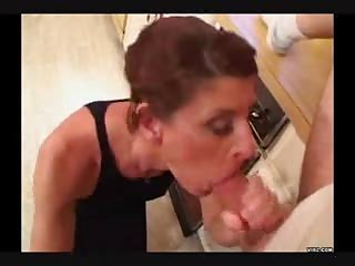Mature women fucking younger guy