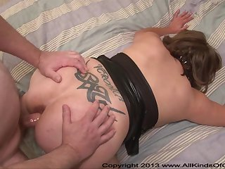 4 Foot 9 Inch Tall Mexican BBW Mom Gets..