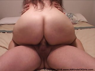 Short Little Mexican BBW Granny Gets..