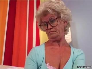 Granny Effie gets fucked