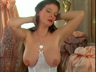 pierced nipples