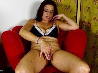 Hot mature mother needs a good fuck