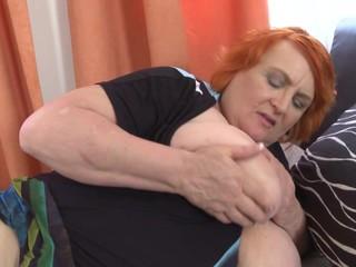 Nasty grandmas and dirty mature mothers