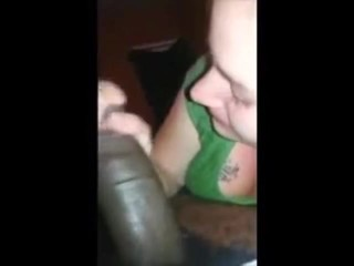 Hot blowjob BBC - amateur