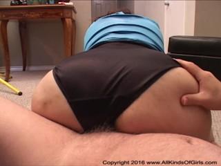 Anal Big Booty BBW Mexican Granny GILF