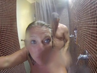 Shower Fuck 1