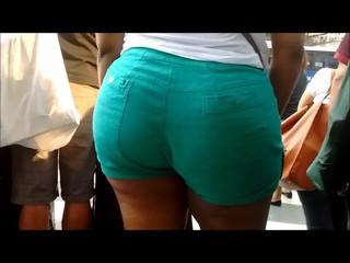 Extreme mature ass